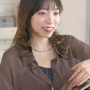 ヘアサロン:HAIR&MAKE SeeK 立川 / スタイリスト:山内 奈月のプロフィール画像