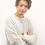 ヘアサロン:Lond rouge 銀座店 / スタイリスト:竹村勇輝