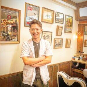 ヘアサロン:HIRO GINZA BARBER SHOP 新宿店 / スタイリスト:山口佳汰のプロフィール画像