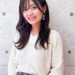 ヘアサロン:Euphoria GINZA GRANDE 銀座 / スタイリスト:中間莉恵子