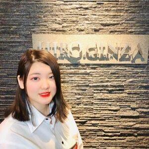 ヘアサロン:HIRO GINZA 青山店 / スタイリスト:渡邊彩香