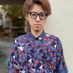 スタイリスト:HOMME4 KENSHiRO
