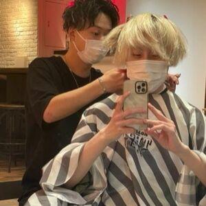 ヘアサロン:EIGHT MEN shibuya メンズサロン渋谷店 / スタイリスト:EIGHT MEN TAKEのプロフィール画像