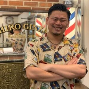 ヘアサロン:HIRO GINZA BARBER SHOP 新宿店 / スタイリスト:漆原 直人のプロフィール画像