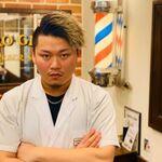 ヘアサロン:HIRO GINZA BARBER SHOP 新宿店 / スタイリスト:漆原 直人