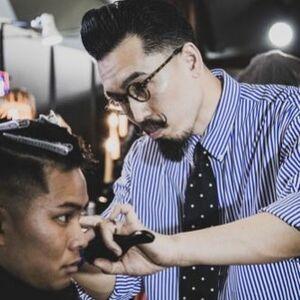 スタイリスト:barber b.  TAKE