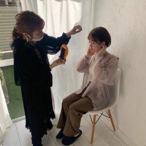 ヘアサロン:BUZZ 北堀江 / スタイリスト:杉本あさか asaのプロフィール画像
