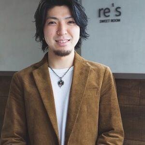 ヘアサロン:re's SWEET ROOM / スタイリスト:後藤昇大/re's /藤沢のプロフィール画像