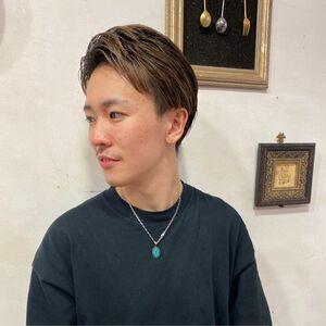 ヘアサロン:lamp hair / スタイリスト:佐藤由樹のプロフィール画像