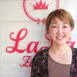 ヘアサロン:LaLa zipangu / スタイリスト:MARIKO