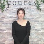 ヘアサロン:youres hair 恵比寿本店 / スタイリスト:youres mayo