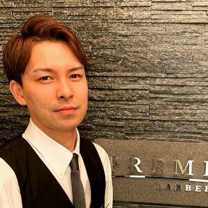 ヘアサロン:PREMIUM BARBER 渋谷原宿店 / スタイリスト:佐澤広之