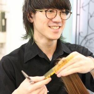 ヘアサロン:HAIR&MAKE SeeK 立川 / スタイリスト:早坂裕真のプロフィール画像