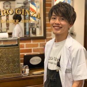 ヘアサロン:PREMIUM BARBER 表参道店 / スタイリスト:杉本和大のプロフィール画像