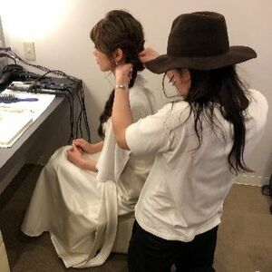 ヘアサロン:allys hair 青山 / スタイリスト:allys hair 青山 和嶋
