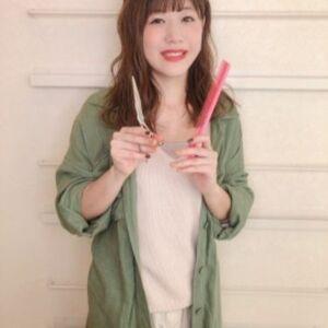 ヘアサロン:LUTELLA / スタイリスト:LUTTELLA 照井愛美