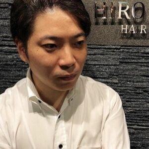 ヘアサロン:HIRO GINZA 五反田店 / スタイリスト:横倉良之