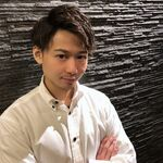 ヘアサロン:HIRO GINZA 浜松町店 / スタイリスト:水野 魁人