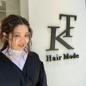 ヘアサロン:Hair Mode KT 京橋店 / スタイリスト:Ricoのプロフィール画像