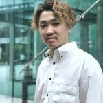 ヘアサロン:HIRO GINZA 銀座一丁目店 / スタイリスト:大久保竜介(銀座店店長)