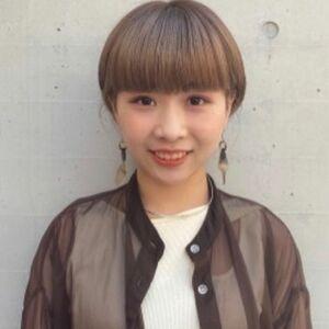 ヘアサロン:MAKE'S omotesando / スタイリスト:大槻桃子