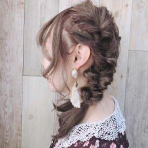 ヘアサロン:hair resort Ai 新宿西口店 / スタイリスト:ちあみ