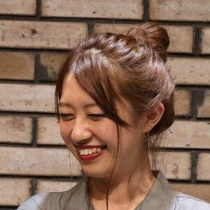 ヘアサロン:BARBES TOKYO / スタイリスト:和泉佳奈