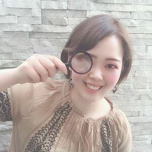 ヘアサロン:wisp ZINNIA 王子 / スタイリスト:越川理子のプロフィール画像