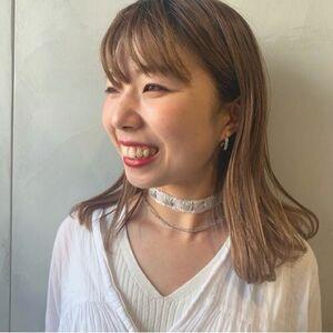 ヘアサロン:hair salon Gallica aoyama / スタイリスト:いりあのプロフィール画像
