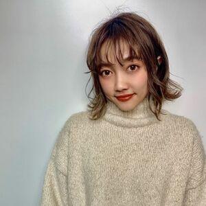 ヘアサロン:siena / スタイリスト:-Siena渋谷- izumiのプロフィール画像