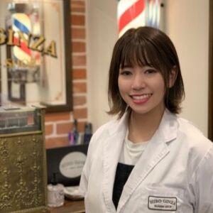 ヘアサロン:HIRO GINZA BARBER SHOP 新宿店 / スタイリスト:横山海里のプロフィール画像