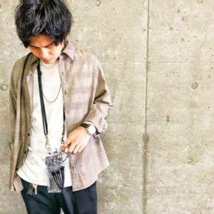 スタイリスト:中山拓也のプロフィール画像
