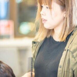 ヘアサロン:hair reliance Una / スタイリスト:河田真理子のプロフィール画像