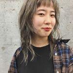 ヘアサロン:Dot+LIM / スタイリスト:小林亜珠