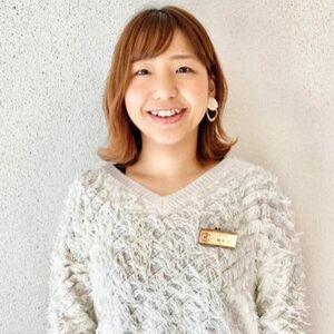 ヘアサロン:Hair Mode KT 石橋店 / スタイリスト:梅木 舞のプロフィール画像
