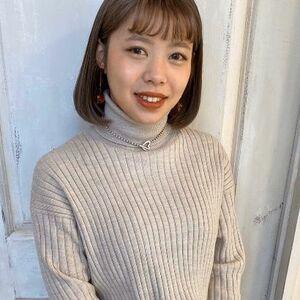 ヘアサロン:Zina TENJIN / スタイリスト:aikaのプロフィール画像