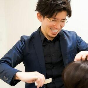 ヘアサロン:ヘアーサロンソシエ 山陽姫路店 / スタイリスト:藤本聡太のプロフィール画像