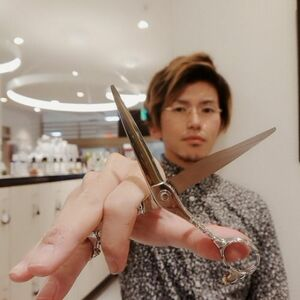 ヘアサロン:ヘアーサロンソシエ 山陽姫路店 / スタイリスト:藤本聡太