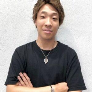 スタイリスト:KAZUKI/大阪難波/外国人風