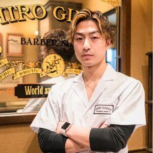 ヘアサロン:HIRO GINZA BARBER SHOP 大宮店 / スタイリスト:稲垣 心のプロフィール画像