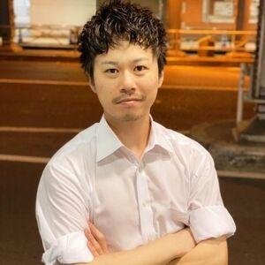ヘアサロン:HIRO GINZA 神田店 / スタイリスト:ヤマナミ ツバサ