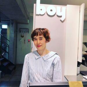 ヘアサロン:boyTOKYO / スタイリスト:sho boyharajyukuのプロフィール画像