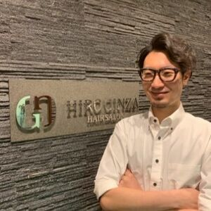 ヘアサロン:HIRO GINZA 田町店 / スタイリスト:伊藤 椋祐