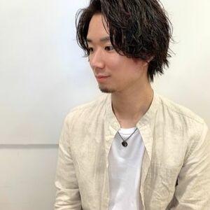 ヘアサロン:Euphoria 新宿店 / スタイリスト:宮田真白のプロフィール画像