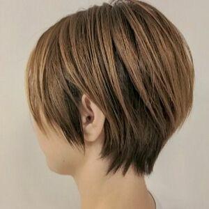 ヘアサロン:Euphoria 銀座本店 / スタイリスト:髪質改善 ツヤ&小顔カット☆篠崎のプロフィール画像