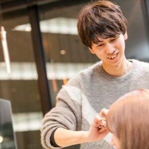 ヘアサロン:hair salon Gallica minami aoyama / スタイリスト:竹之内蔵人のプロフィール画像