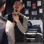 ヘアサロン:Bar Ber Shop REGALO / スタイリスト:田中進