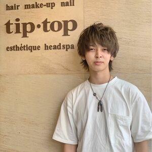 ヘアサロン:tiptop目白店 / スタイリスト:鈴木健紀のプロフィール画像