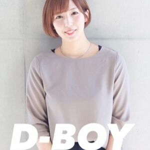 ヘアサロン:D-BOY 健軍店 / スタイリスト:水政 知恵里のプロフィール画像