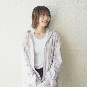 ヘアサロン:cinq by fifth 原宿 / スタイリスト:SUZUNO